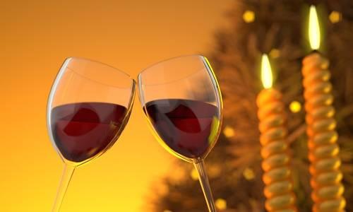 Красное вино для сосудов